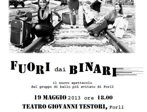 """4) Le Je DeNSS in """" Fuori dai binari """""""